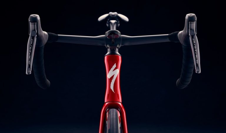 S-works Aerofly II handlebar full internal cable route