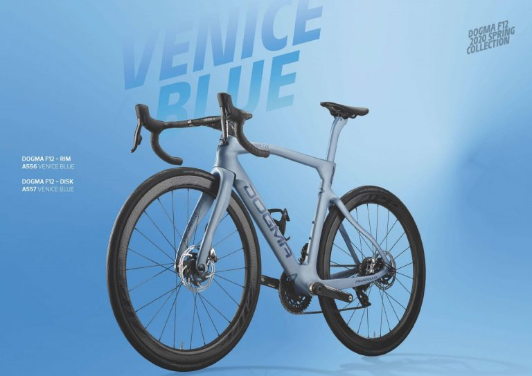 Spring Edition painted DOGMA F12